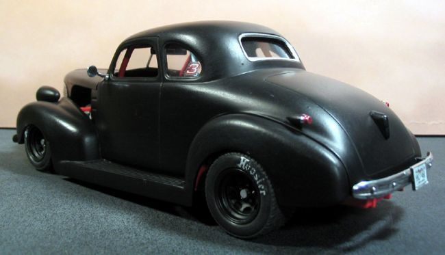 Used Cars Bakersfield >> Monogram '39 Chevy coupe street rod, comments - Car Kit ...