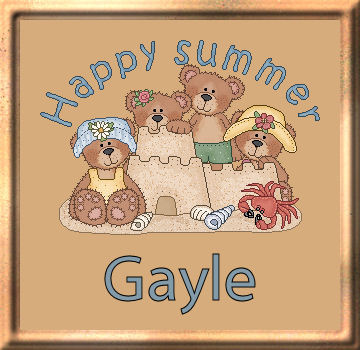 Happy SummerGayle